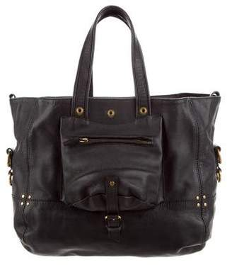 Jerome Dreyfuss Billy Leather Bag