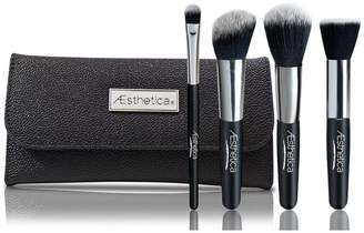 Aesthetica Cosmetics 5-Piece Contouring Brush Set