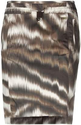 Henry Cotton's Knee length skirts