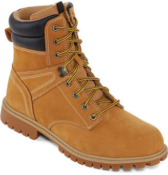 M·A·C Big Mac Bearberry Mens Steel Toe Work Boots