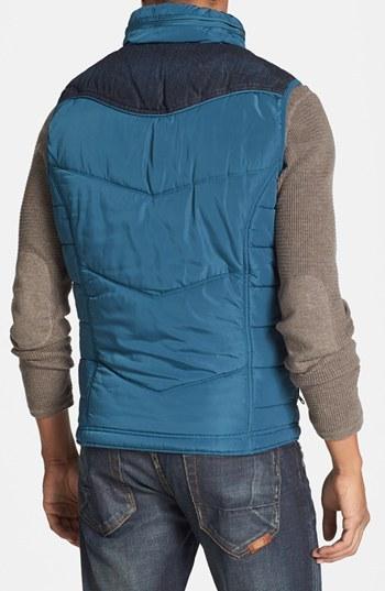 Diesel 'Wemil' Quilted Vest