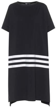 Y-3 Striped T-shirt dress