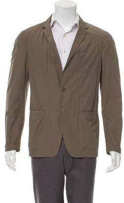 Calvin Klein Collection Woven Sport Coat