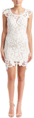 Soieblu Lace Sheath Dress
