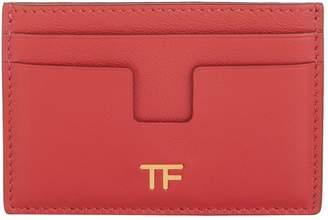 Tom Ford Leather Card Holder