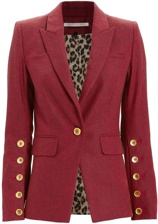 Steele Cutaway Jacket
