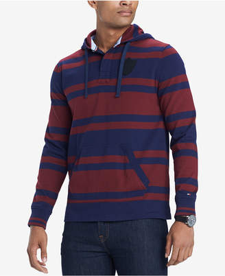 Tommy Hilfiger Men Leonard Pull-Over Rugby Shirt