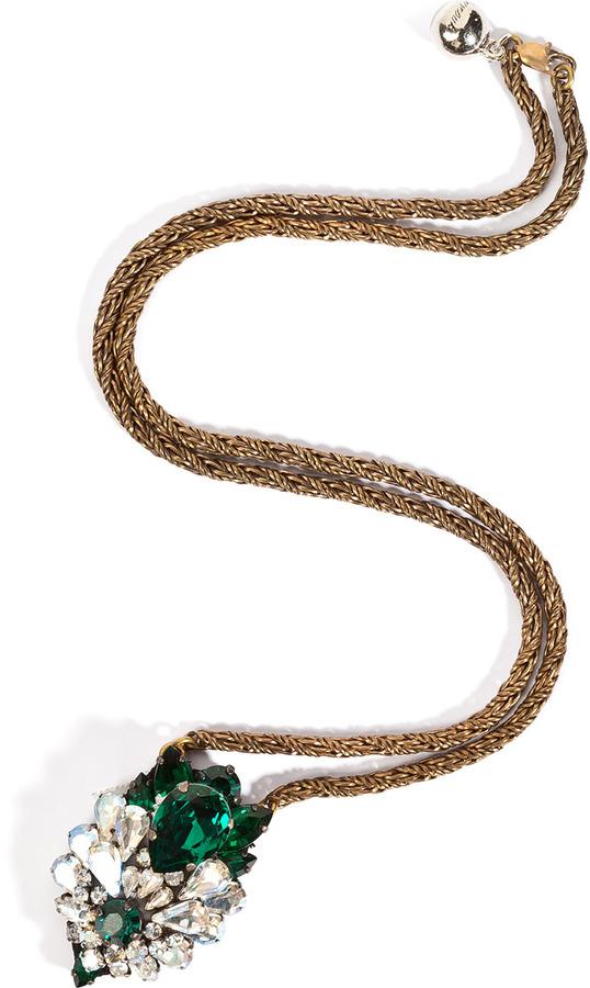 Shourouk Leitmotiv Dunya Chain Necklace