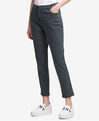DKNY Skinny Denim Pants
