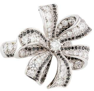 Chanel 18K Diamond 1932 Ring