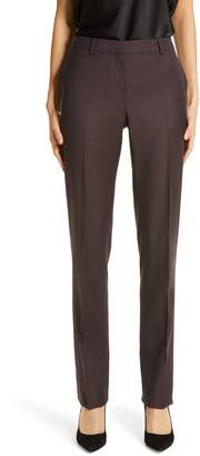 BOSS Tamea Slim Wool Suit Pants