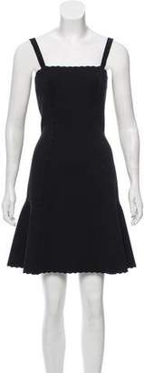 Lanvin Sleeveless A-Line Dress w/ Tags