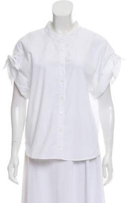 Veronica Beard Classic Button Up Top w/ Tags