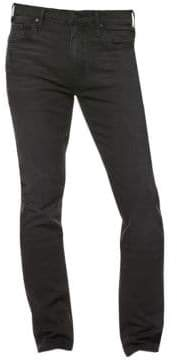 Paige Federal Knoll Slim-Fit Straight Leg Jeans