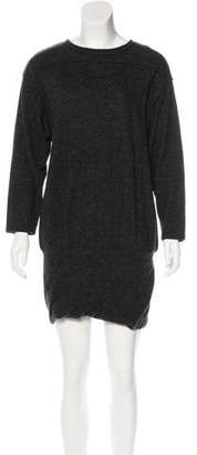 Isabel Marant Alpaca Sweater Dress