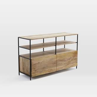 "west elm Industrial Modular Media Console (49"")"