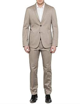 Pal Zileri Lab by Plain Half Lined Suit