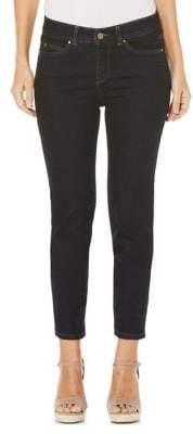 Rafaella Petite Slim-Fit Ankle Denim Jeans