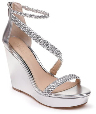 Badgley Mischka Suzy Wedge Platform Sandal