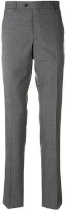Piombo Mp Massimo slim fit suit trousers