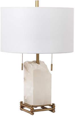 Safavieh Pearl Alabaster 24In Table Lamp