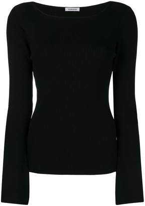 P.A.R.O.S.H. scoop neck jumper