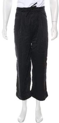Craig Green Silk Relaxed Pants