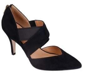 Corso Como CC Collette Leather Pointed Toe Pumps