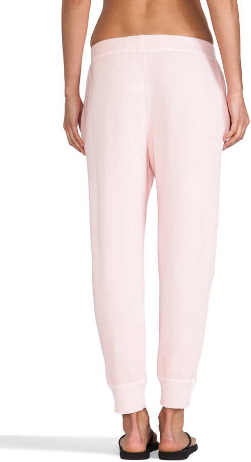 Wilt Vintage French Terry Slouchy Sweatpant