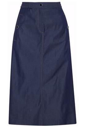 Vanessa Seward Denim Midi Skirt