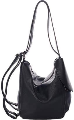Italian Leather Hobo