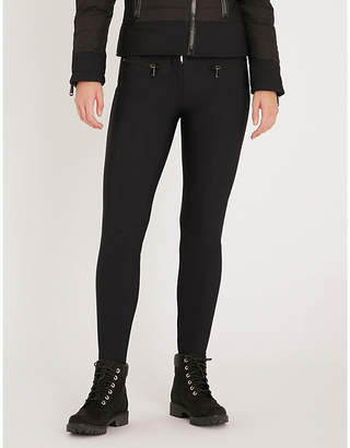 GOLDBERGH Paris mid-rise slim-fit stretch-shell ski trousers