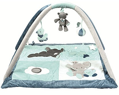 Play Mat With Arches