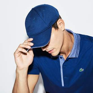 Lacoste Unisex SPORT Oversized Crocodile Technical Pique Golf Cap