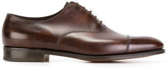 John Lobb classic derby shoes