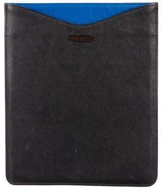 Marc Jacobs Leather iPad Sleeve