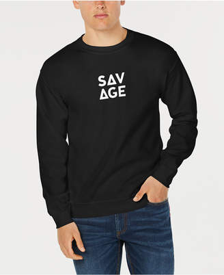 American Rag Men Savage Graphic Sweatshirt