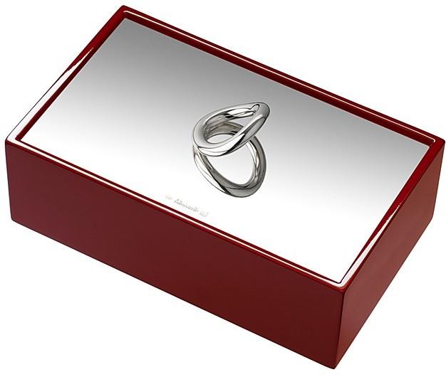 Christofle Vertigo Red Box, Small
