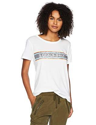 O'Neill Women's Township Screen Print Tee Shirt