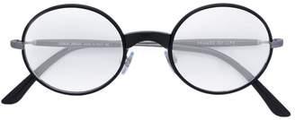 Giorgio Armani (ジョルジョ アルマーニ) - Giorgio Armani ラウンド眼鏡フレーム