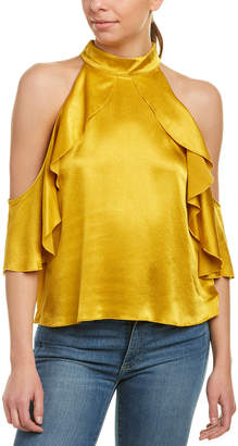 Ella Moss Cold-Shoulder Top