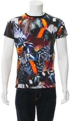 Faith Connexion Butterfly Screenprint T-Shirt w/ Tags
