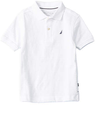 Nautica Oceanside Stripe Polo