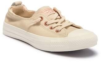 Converse Chuck Taylor All Star Shoreline Leather Slip On Sneaker (Women)
