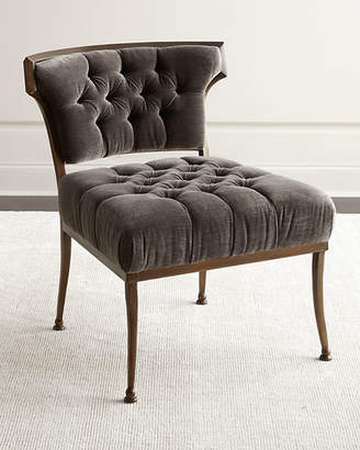Bernhardt Omni Tufted Accent Chair
