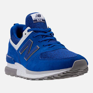 New Balance Men's 574 Sport Suede Casual Shoes