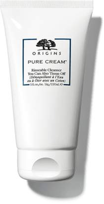 Origins Rinseable Cleanser You Can Also Tissue Off