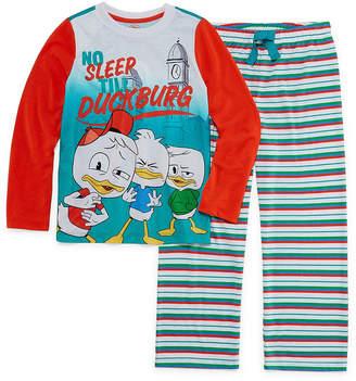 Disney 2-pc. Duck Tales Pajama Set Boys