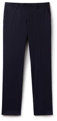 Lacoste Men's MOTION Regular Fit Pleated Pants