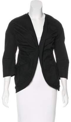 Zero Maria Cornejo Lightweight Asymmetrical Jacket